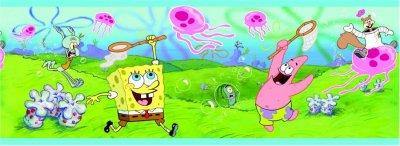 Игра Губка Боб и медузы